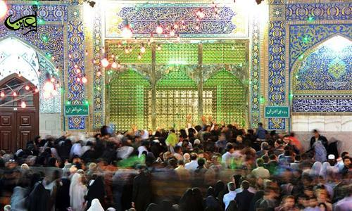 On the Sideline of her Pilgrimage:  American Pilgrim: Razavi Pilgrimage, an Opportunity to Get Close to Allah