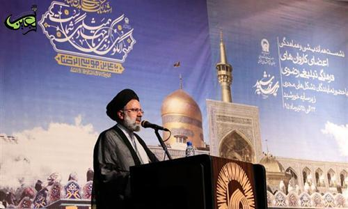 Custodian of Astan Quds Razavi:  Attending the Needy, Is the Pivotal Approach of Under the Shade of the Sun Caravans