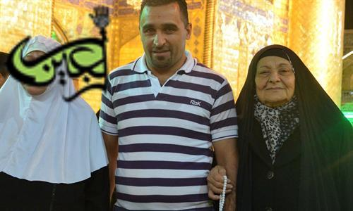 Iraq's Oldest Female Quran Teacher Honored at Imam Ali (AS) Holy Shrine