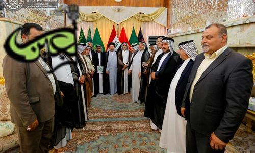 The Secretary General of Imam Ali(AS) Holy Shrine: The Secretariat will Keep Supporting the Projects that Serve the Citizens