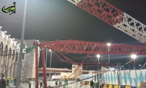 13 Individuals to Appear in Court over Last Year's Crane Collapse in Hajj
