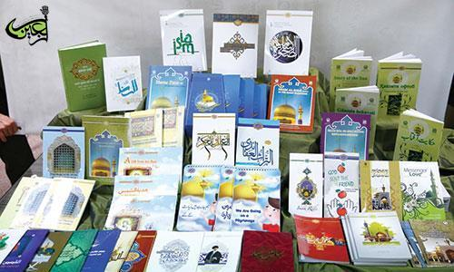 A Glance at New Books for Non-Iranian Pilgrims during Razavi Karamat Ten-day Celebrations,  Books in Heart Language