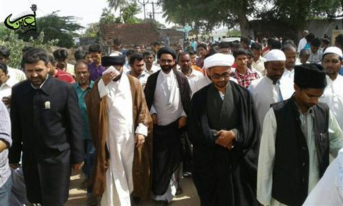 'Under the Shade of the Sun' Caravan's Visit to Deprived Shi'ite Villages of India