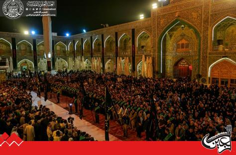The Hussaini Mawakeb Committee in Imam Ali Holy Shrine plans to coordinate between the Mawakeb in Najaf.
