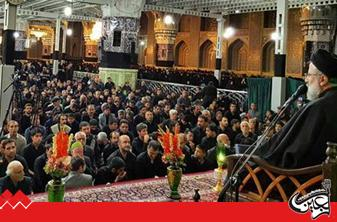 "Grand Custodian of Astan Quds Razavi: ""The Message of 'no way we tolerate humiliation' Is a Lesson for All Nations"""