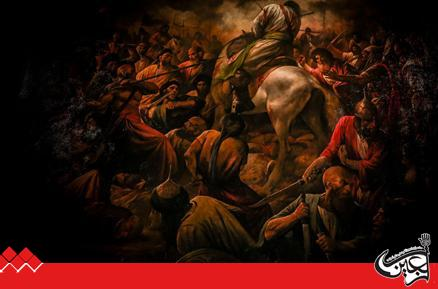 Painting depicting martyrdom of Imam Hussein (AS) unveiled at Tehran museum