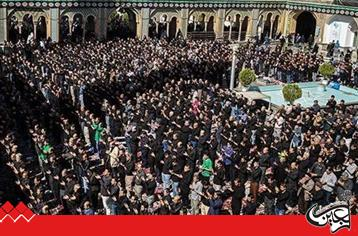 Iranians honor 40 days after Imam Hussein martyrdom anniversary