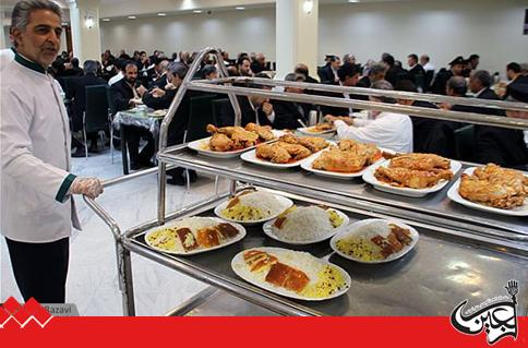 Deputy of Astan Quds Razavi's Custodian: During Safar's Last Ten Days, every day110000 Meals were distributed among Razavi pilgrims