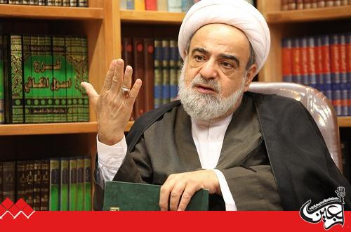 Ayatollah Najm-al-Din Moraveji Tabasi: War and unrest does not affect the pilgrimage towards the holy shrine of Hazrat Imam Hussain (AS)