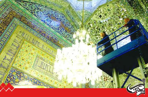 Over 100 Endowments for Razavi Shrines Lighting and Fuel