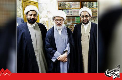 The head of the Islamic Cultural Center in Indonesia met up with the custodian of the Imam Hussein(AS) Holy Shrine.